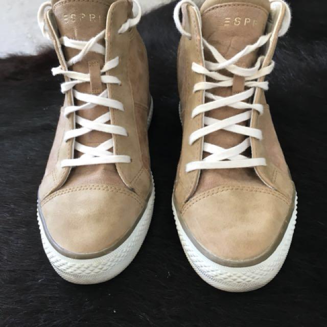 Esprit wedge sneaker