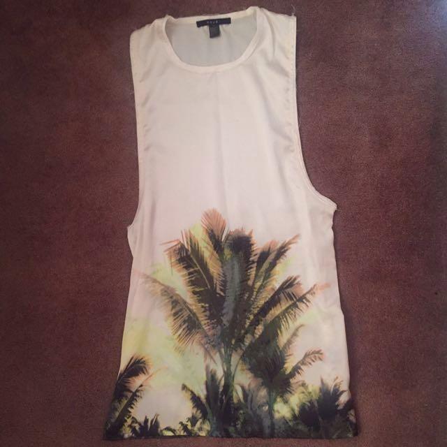 General Pants Co. T-shirt Dress Satin
