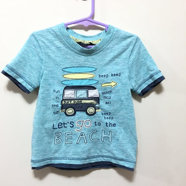 George shirt size 18-24m