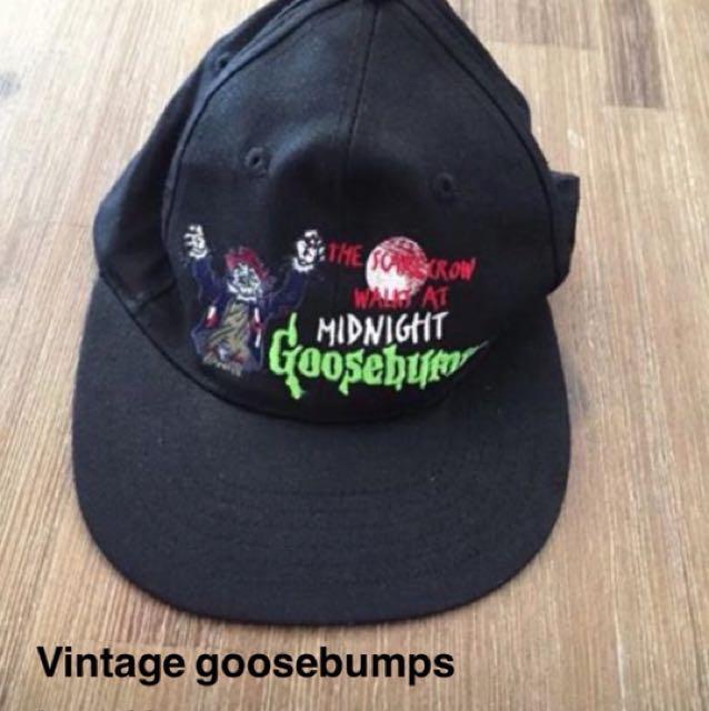 Goosebumps hat