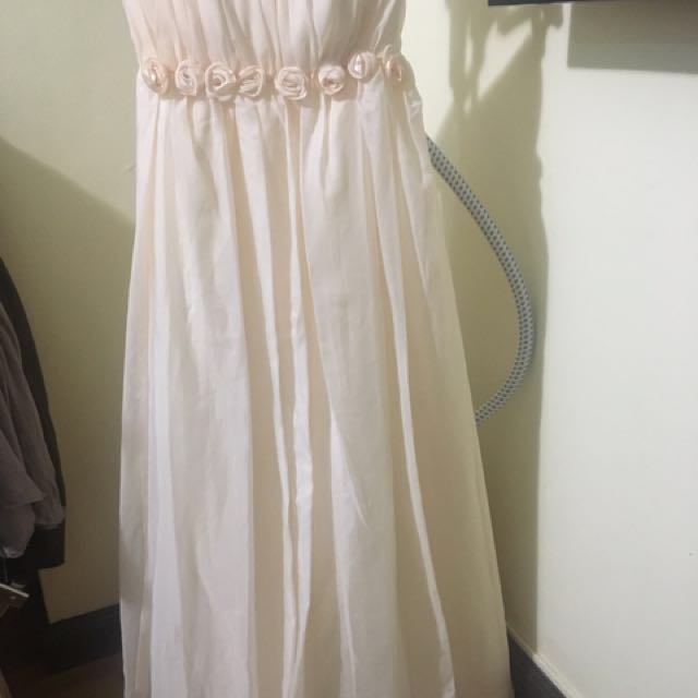 Gown tube