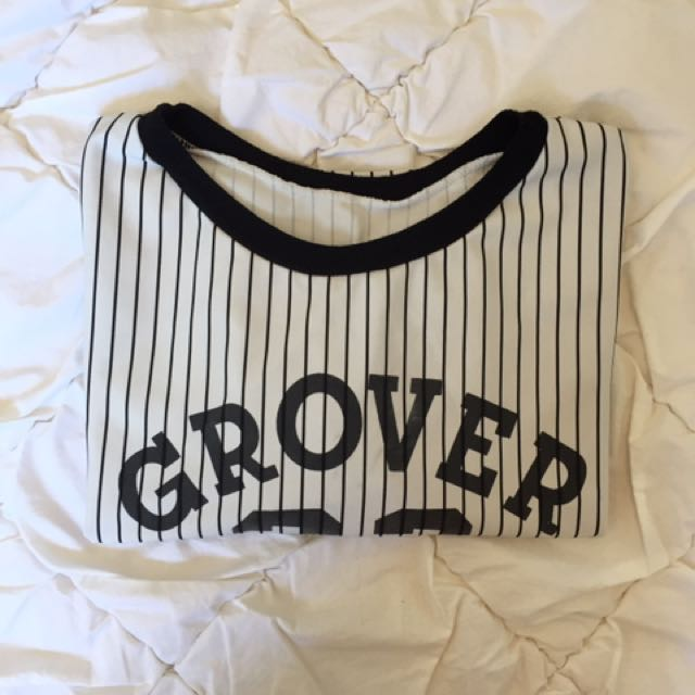 Grover Long Sleeve Top