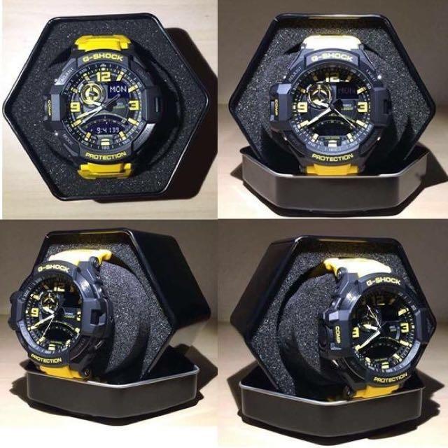 G-Shock GA-1000-9BDR
