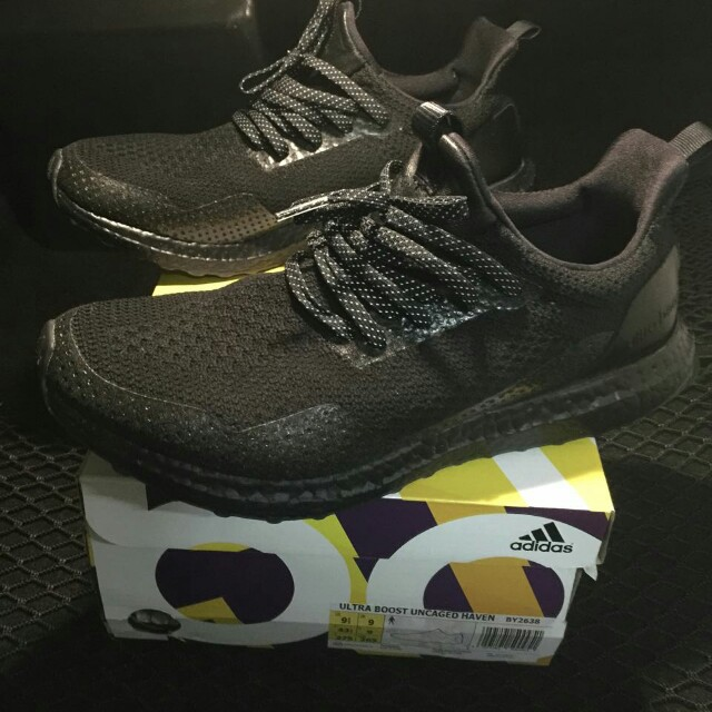 4bceef3549e ... shopping haven x adidas ultra boost uncaged size uk 9 us 9.5 eu 43 1 3