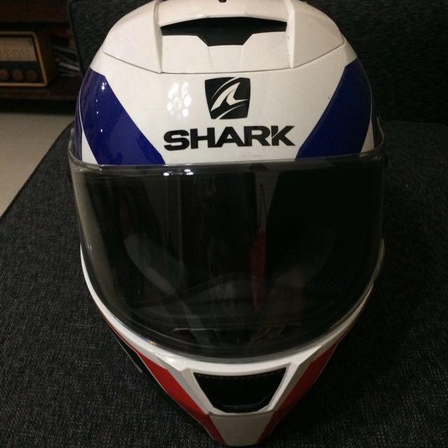 Helm Shark Speed-R Sauer