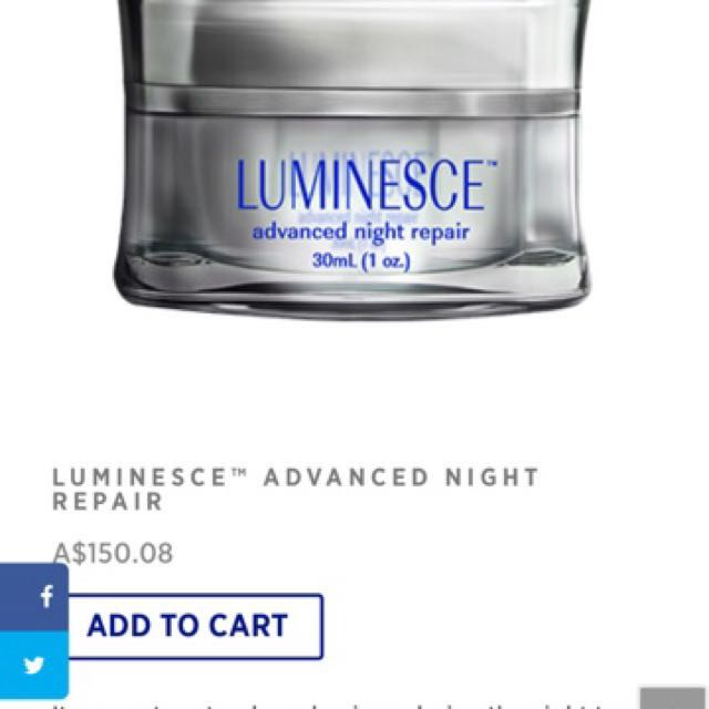 Hennessey luminesce rrp 150