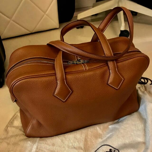 20e2a6aabd4d ... low price hermes victoria bag luxury bags wallets on carousell a96e8  5bdd5