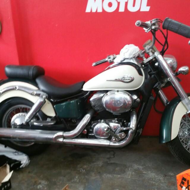 Honda shadow 400, Motorbikes, Motorbikes for Sale, Class 2A