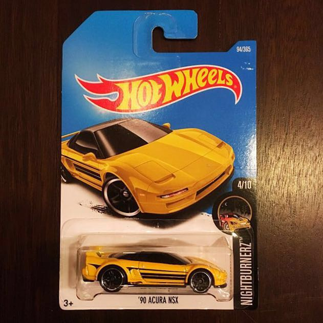 Hotwheels 1990 Acura Nsx Toys Games Other Toys On Carousell