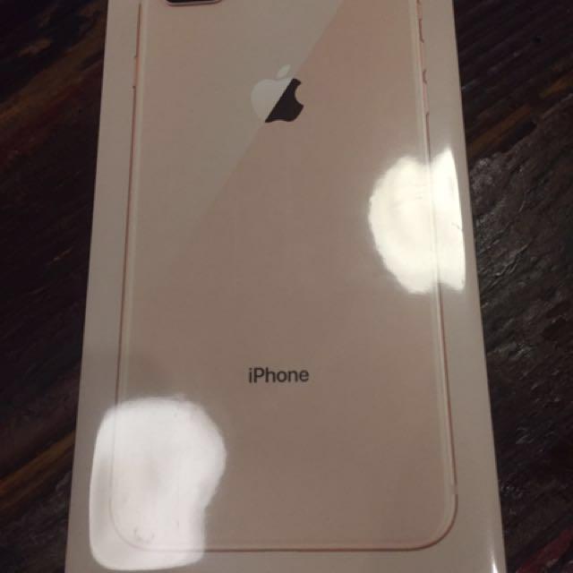 iPhone 8 plus  256G