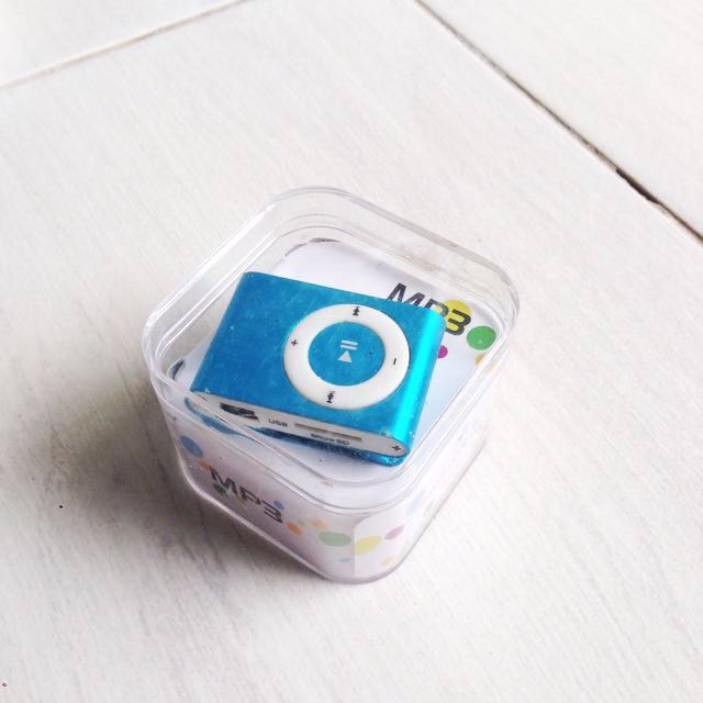Ipod Shuffle MP3 Player (Blue)