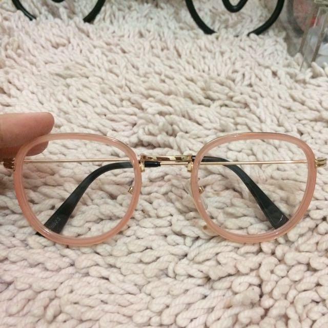 Kacamata Gaya (no Minus)
