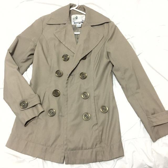 Kenzie Button Up Coat