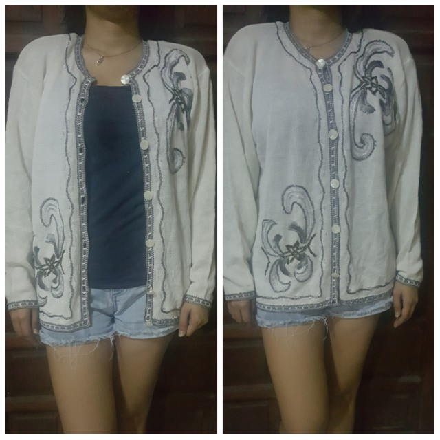 Kintted Cardigan