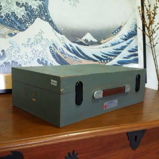 Lietz/Sokkisha Mirror Stereoscope, Vintage & Collectibles on