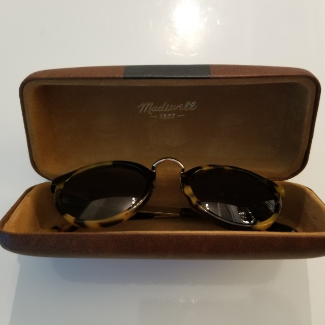 Madewell sunglasses