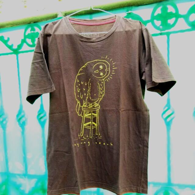 Merchandise Kaos Band Original Payung Teduh