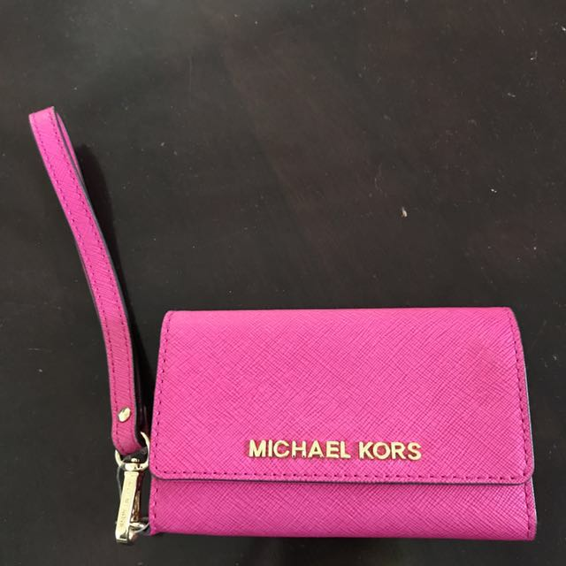 Michael Kors Phone and Card Case