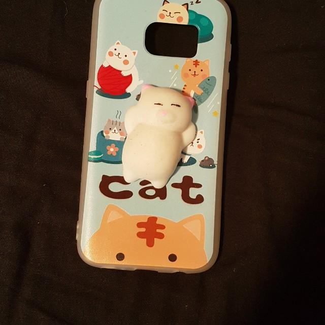 Mochi Cat Case S7