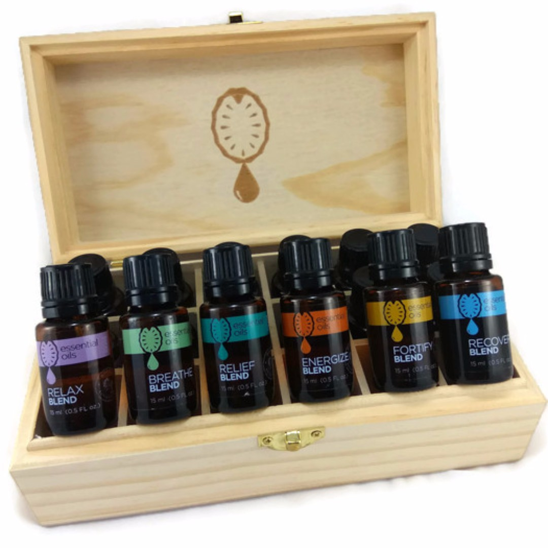Morinda Tahitian Noni Seed Essential Oil Relax Blend 306209 1 Botol Health Beauty Perfumes Nail Care Others On Carousell