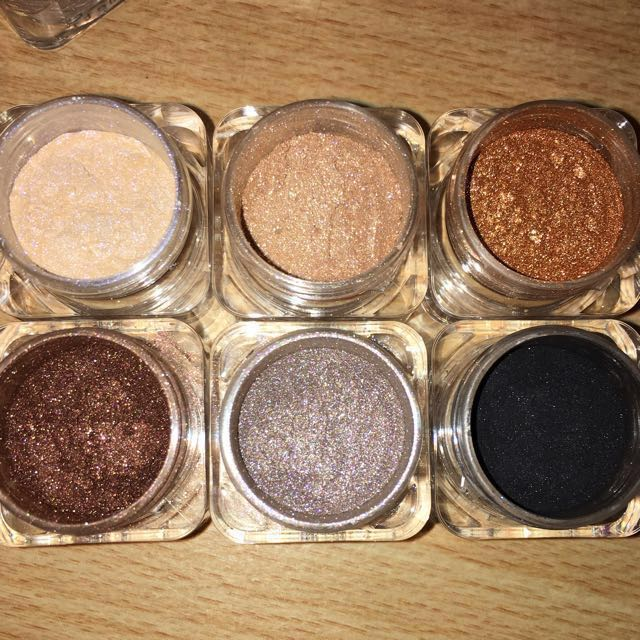 Naked Cosmetics Sierra Nevada Pigments