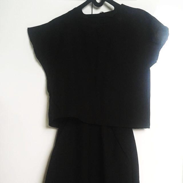 NEW!!! Black Jumpsuit