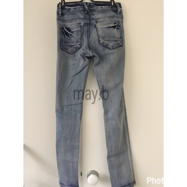 NEW: Denim Jeans Size 10 Ladies