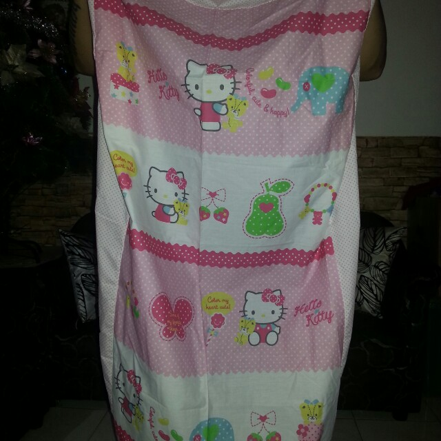 "New! Hello Kitty Bedsheet (28""x52"")"