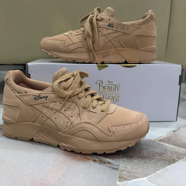 on sale 00e67 f3479 (New Shoes) Asics Gel Lyte V (Beauty & The Beast Edition)
