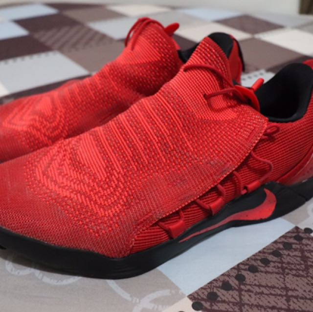 wholesale dealer e9ccb dbccf Nike Kobe A.D. NXT University Red US 9.5, Men s Fashion, Footwear on ...