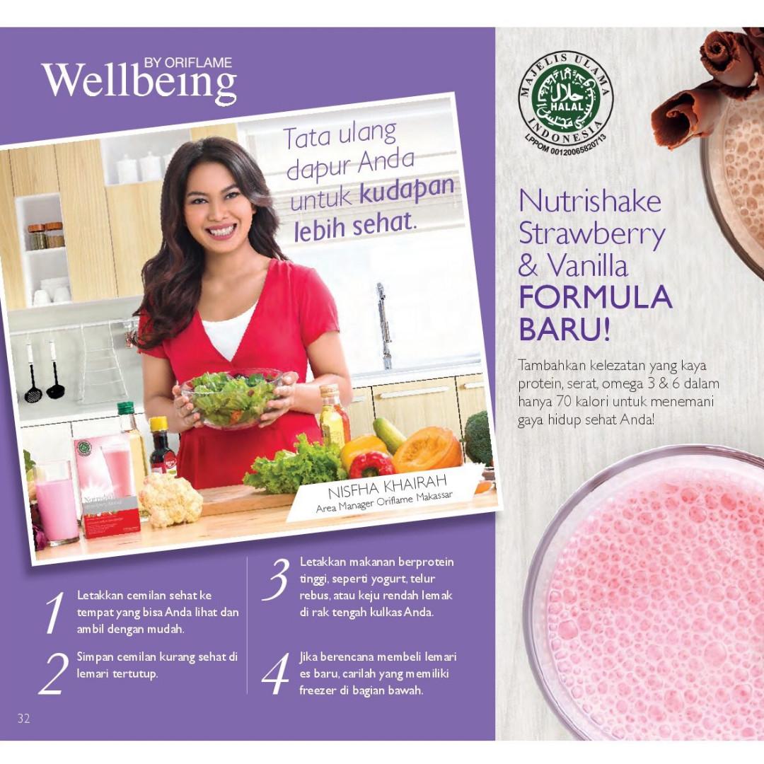 Nutrishake Minuman Sehat Tinggi Protein Dan Tinggi Serat Makanan Minuman Minuman Tidak Beralkohol Di Carousell