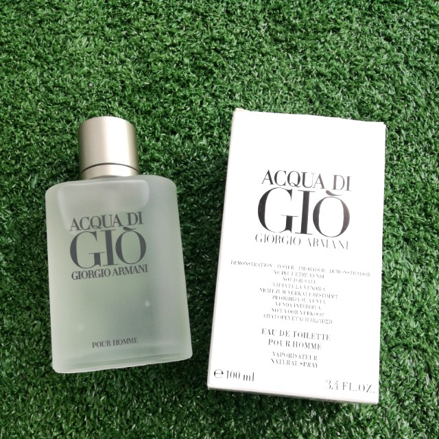 Original Acqua Di Gio 100ml