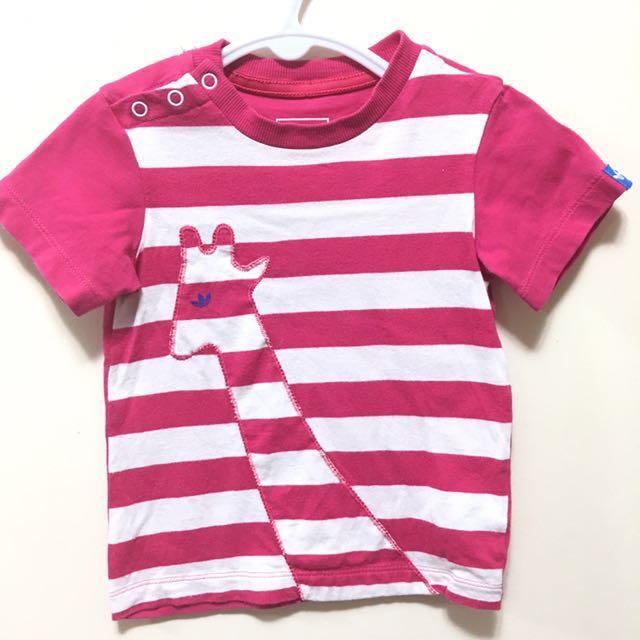 original Adidas baby shirt size 12-18m