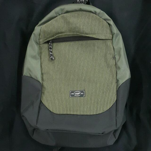 Original And Brand New Men's Backpack (Oxygen)