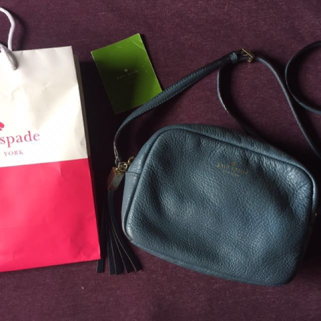 Original Kate Spade Sling Bag (Almost New)