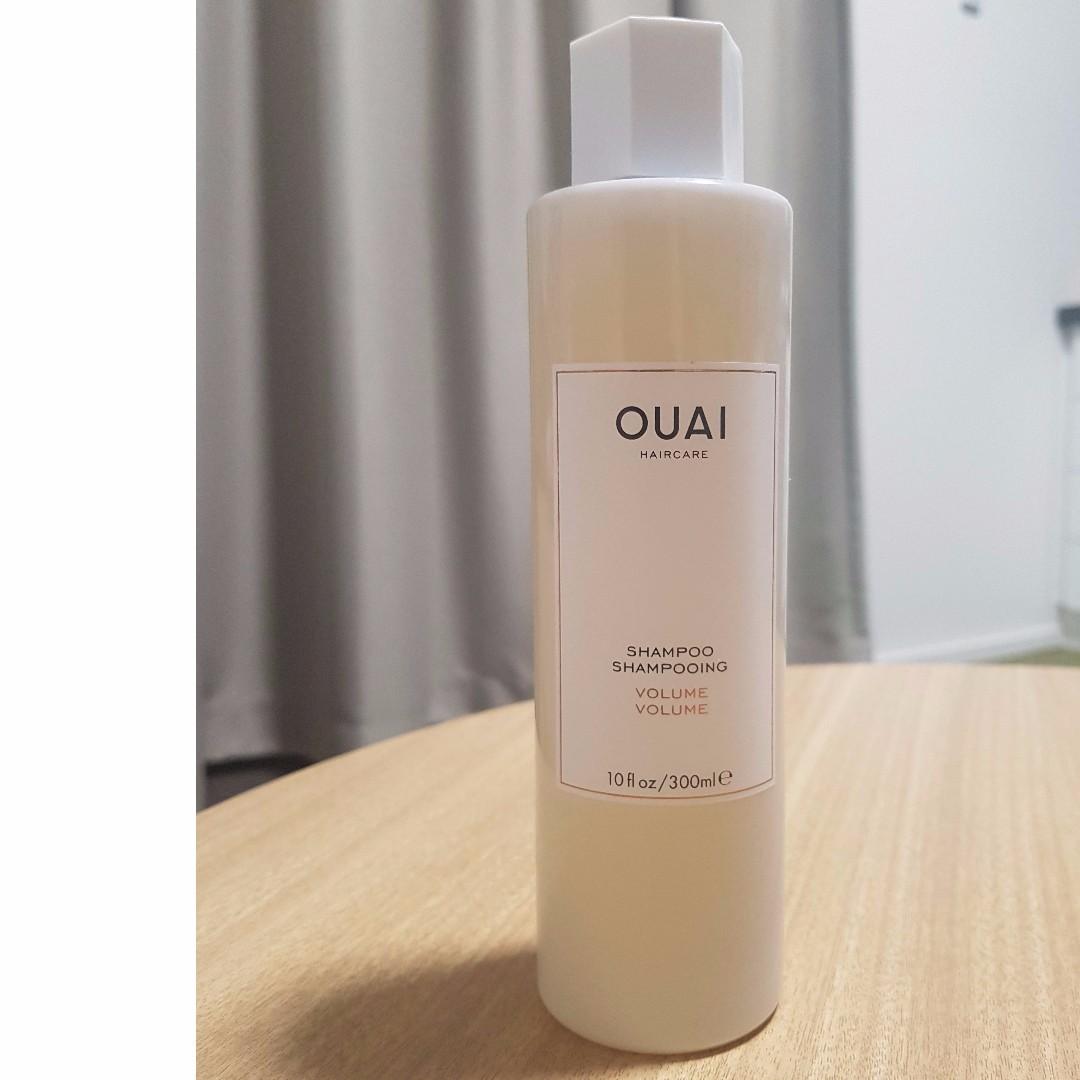 OUAI Haircare Volume Shampoo