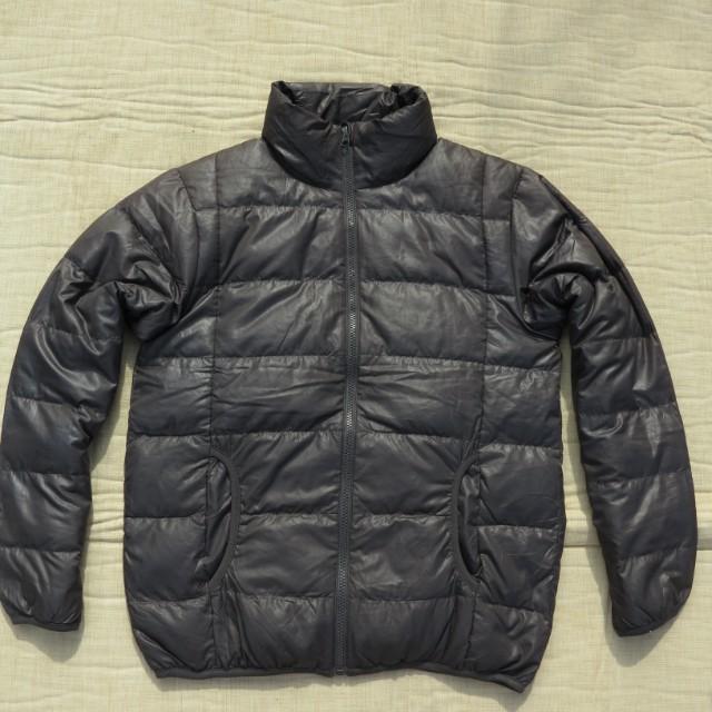 Perfect dash bulu angsa jacket