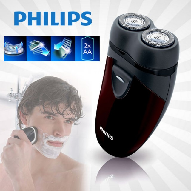 PHILIPS SHAVER ELECTRIC PQ206