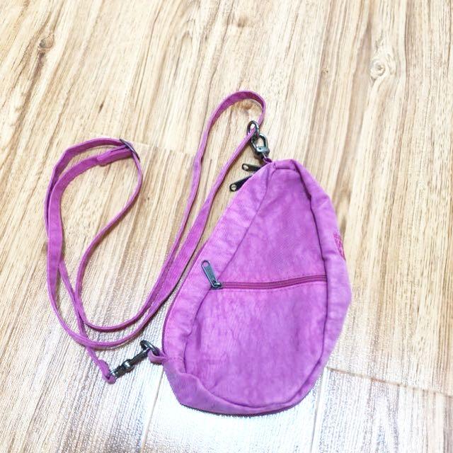 Pink Ameri Small Healthy Back Bag