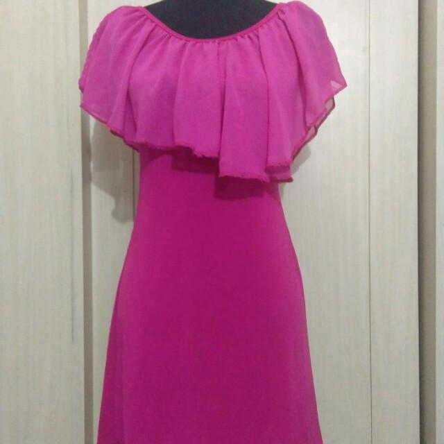 Pink BKK Dress