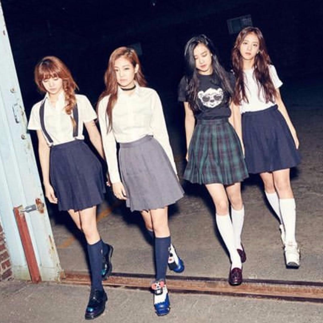 Korean Idol Blackpink Outfit