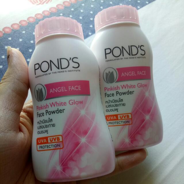 Ponds Angel Face Powder