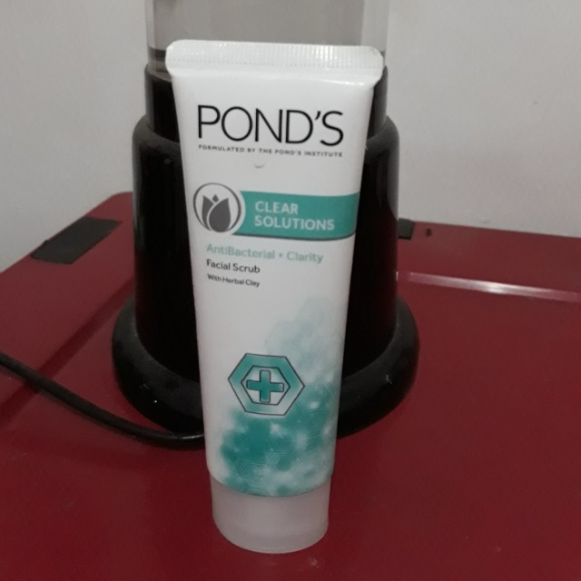Ponds clear solution