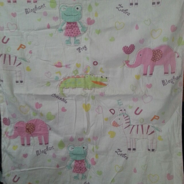 Preloved Baby Comforter (OWEN brand)