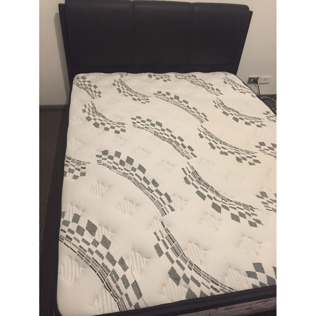 Queen Size Bed Frame for sale $150 (Frame only)