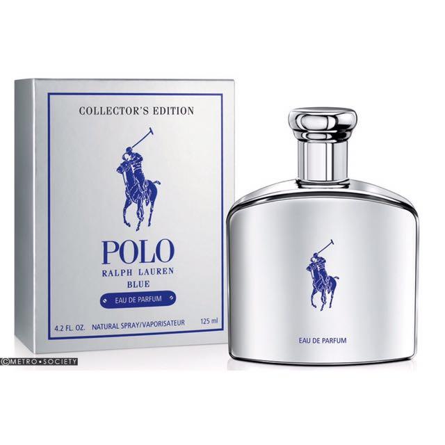 De EditionHealth Eau Lauren Polo Blue Parfum Collector's Ralph 6gYbyvf7