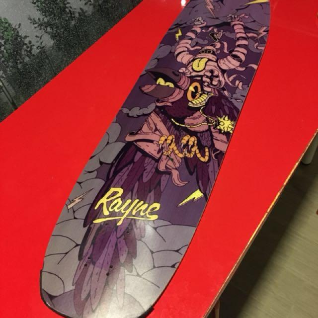 Rayne GMack Freeride/DH longboard