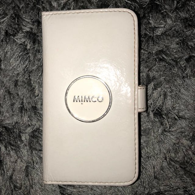 Real mimco iPhone 7 case