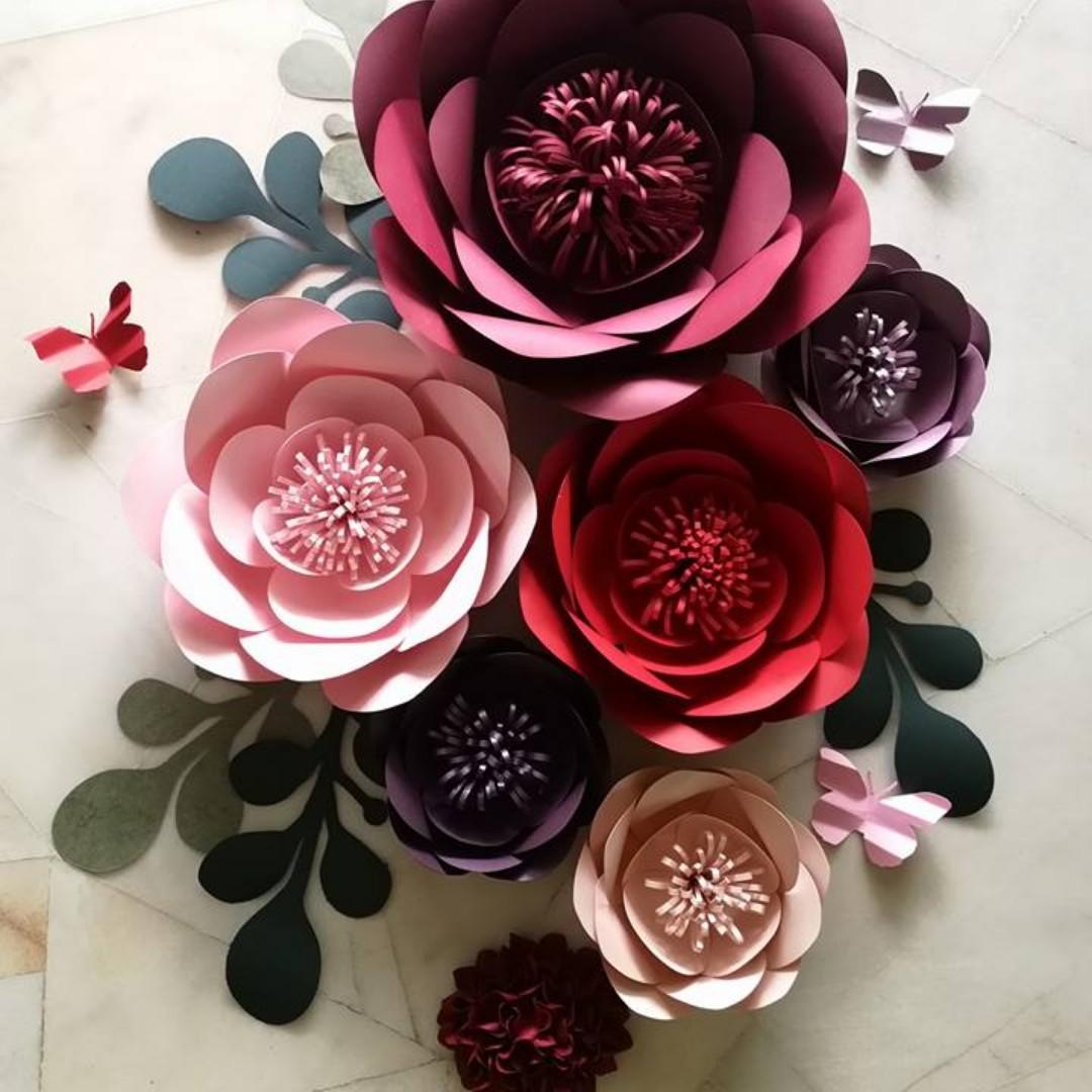 RM 295 Flower Set
