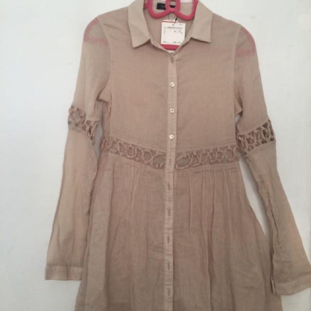 日本購入棉紗襯衫S號